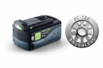 Аккумуляторная дисковая пила Festool Фестул  HKC 55 Li EB-Basic-FSK 420 100tool.ru