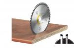 Пильный диск с мелкими зубьями 254x2,4x30 W60, Festool Фестул