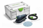 Эксцентриковая шлифовальная машинка ETS EC 150/5 EQ-Plus, Festool Фестул