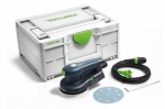 Эксцентриковая шлифовальная машинка ETS EC 125/3 EQ-Plus, Festool Фестул