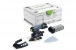 Аккумуляторная дельтавидная шлифовальная машинка DTSC 400-Basic, Festool Фестул