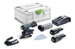 Аккумуляторная дельтавидная шлифовальная машинка DTSC 400 Li 3,1 I-Plus Festool Фестул
