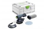 Аккумуляторная эксцентриковая шлифовальная машинка ETSC 125-Basic Festool Фестул