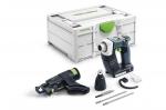 Аккумуляторный шуруповёрт для гипсокартона DURADRIVE DWC 18-4500 Li-Basic Festool Фестул