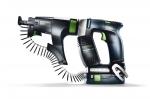 Аккумуляторный шуруповёрт для гипсокартона DWC 18-4500 Li-Basic Festool 100tool.ru