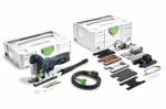 Электролобзик CARVEX PS 420 EBQ-Set, Festool Фестул