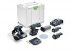 Аккумуляторная машинка для шлифовки кромок ES-ETSC 125 3,1 I-Plus, Festool Фестул