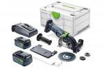 Аккумуляторная отрезная система DSC-AGC 18-125 FH 5,2 EBI-Plus, Festool Фестул