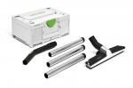 Комплект насадок для уборки пола D 36 BD 370 RS-Plus, Festool Фестул