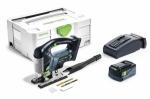 Аккумуляторный маятниковый лобзик PSBC 420 Li 5,2 EBI-Plus CARVEX, Festool Фестул
