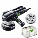 Зачистной фрезер RENOFIX RG 80 E-Set DIA HD, Festool Фестул