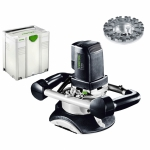 Зачистной фрезер RENOFIX RG 150 E-Set DIA HD, Festool Фестул
