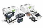 Аккумуляторный маятниковый лобзик PSBC 420 Li 5,2 EBI-Set CARVEX, Festool Фестул