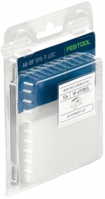 Бейдж Festool Фестул контейнера AB-BF Sys TL 55x85 мм, комплект из 10 шт.