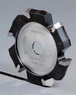 Пазовая V-образная дисковая фреза Festool, HW 118x14-90°/Alu