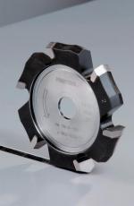 Пазовая V-образная дисковая фреза Festool, HW 118x18-135°/Alu