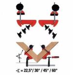Система угловых струбцин MCX Бесси, Bessey