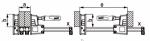 Струбцина Vario REVO KREV200-2K корпусная Бесси, Bessey – 100tool.ru