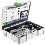 Систейнер  Festool SYS 1 T-LOC FS-SYS/2 с оснасткой к шинам-направляющим