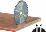 Пильный диск 190x2,8x30 W48 с мелким зубом, Festool Фестул