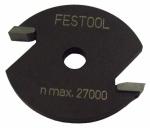 Пазовая дисковая фреза HM D40x2,8 mm, Festool Фестул