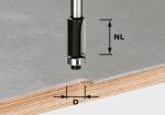 Пригоночная фреза Festool HW S8 D12,7/NL25, хвостовик 8 мм
