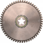 Специальный пильный диск Festool 190x2,6 FF TF58 для алюминия и композитных панелей