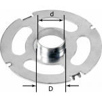 Копировальное кольцо Festool Фестул, KR-D 17,0/OF 14001400/VS 600