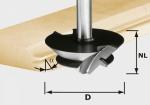 Фреза Festool HW D 64/27 S12 для сращивания, хвостовик 12 мм