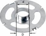 Копировальное кольцо KR-D 19,05/OF 2200, Festool Фестул