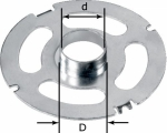 Копировальное кольцо KR-D 25,4/OF 2200, Festool Фестул