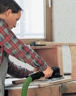 Пневматическая шлифовальная машинка Festool Фестул RUTSCHER, LRS 93  LRS 93 M
