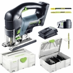 Электролобзик Festool CARVEX PSBC 420 Li 18 5,2 EB-Set