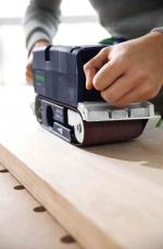 Ленточная шлифовальная машинка BS 105 E-Plus, Festool Фестул