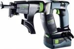 Аккумуляторный шуруповёрт Festool для гипсокартона DWC 18-2500 Li 3,1-Compact