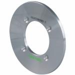 Контактный ролик для дискового фрезера Festool по Alucobond A4