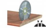 Пильный диск с мелким зубом 216x2,3x30 W60, Festool Фестул