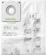 Надежный мешок-пылесборник Festool, FIS-CTH 26/3