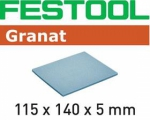 Губка шлифовальная Festool 115x140x5 MD 280 GR/20