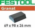 Губка шлифовальная Festool «Combiblock» 69x98x26 120 CO GR/6