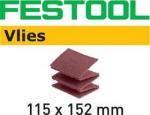 Шлифовальный материал Festool 115x152 MD 100 VL/25