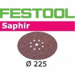 Шлифовальные круги Festool Фестул Saphir, STF D225/8 P24 SA/25