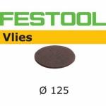 Шлифовальный материал Festool Vlies STF D125 MD 100 VL/10