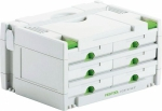 Сортейнер SYS 3-sort/6, Festool Фестул