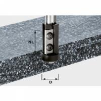 Фреза Festool Фестул пригоночная, сменные ножи HW, хвостовик 12 мм, HW S12 D21/30WM
