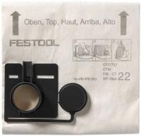 Мешок-пылесборник Festool Фестул FIS-CT 22 SP VLIES/5