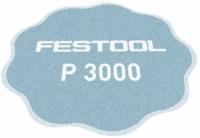 Абразивные лепестки Festool Фестул Granat SK D32/0 P3000 GR/500